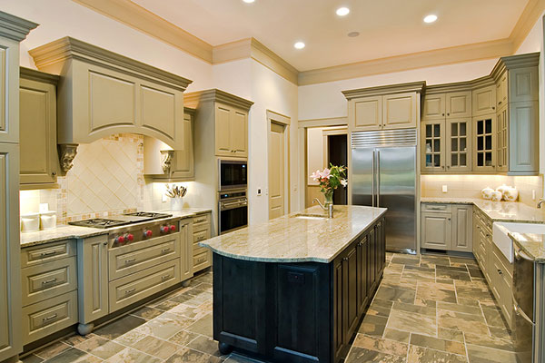 Vintage & Antique Style Kitchen Cabinets | Monterey ...