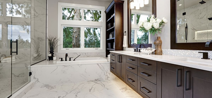 Modern Bathroom Remodeling Ideas | Monterey | Cypress Design ...