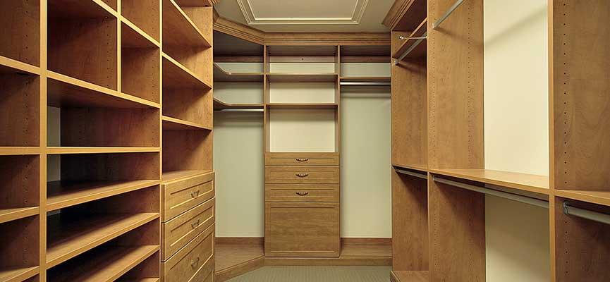 Bedroom Cabinets   Monterey   Cypress Design & Build