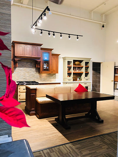 Cypress Design & Build Showroom