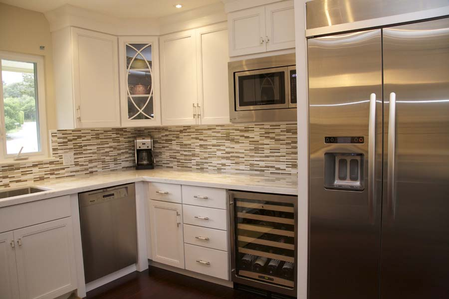 Cypress Design & Build Completed Kitchen