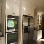 Cypress Cabinets Completed Kitchen