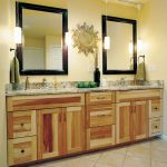 Cypress Cabinets Bathrooms