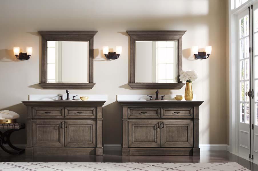 Bathroom Cabinets Monterey Cypress Cabinets