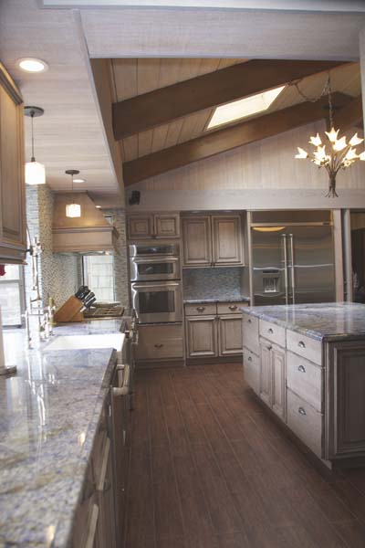Remodeling the Kitchen in Pebble Beach
