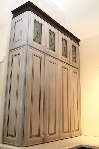 Cypress Design & Build Showroom Cabinets