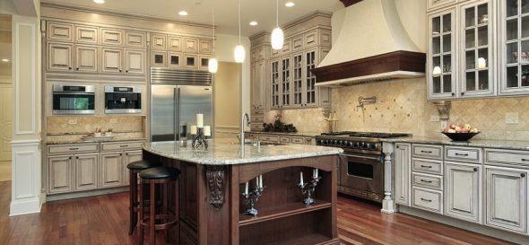 Luxury Chefs Kitchen Remodel
