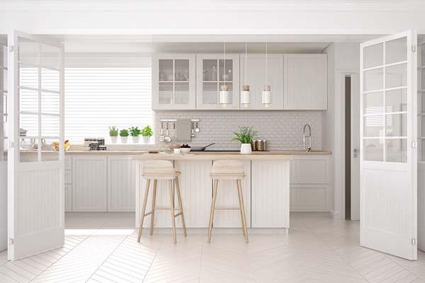 Minimal Kitchens   Cuisine minimaliste, Cuisine moderne