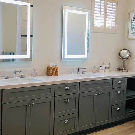 Bathroom Remodel and Design from Cypress Design & Build