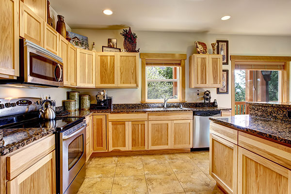 Shaker Cabinets Monterey